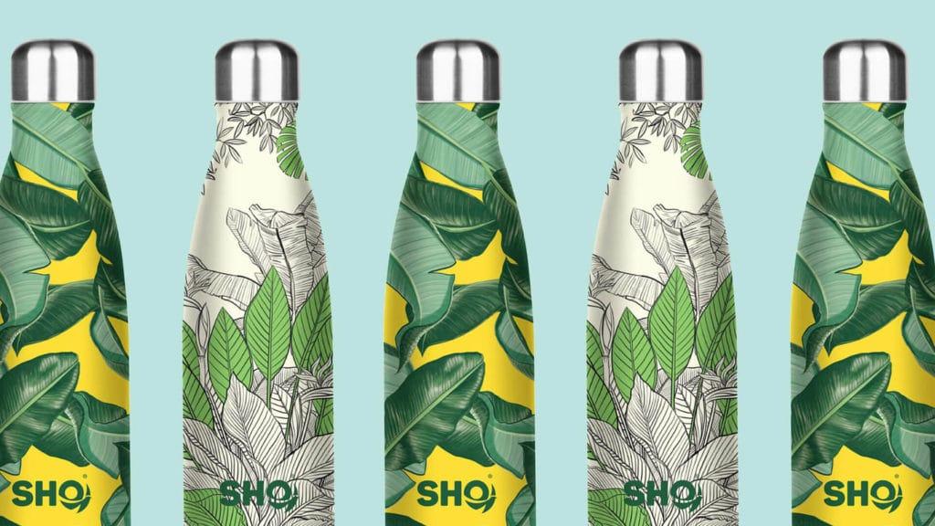 SHO bottles