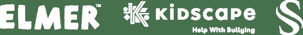 Elmer Kidscape Sockshop logos