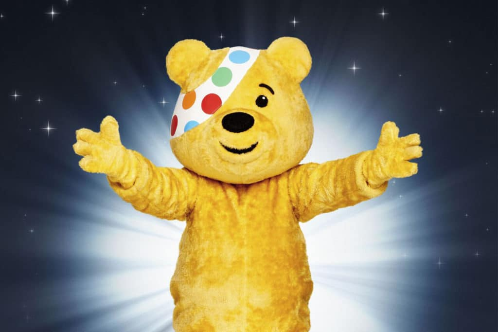 Pudsey Children in need