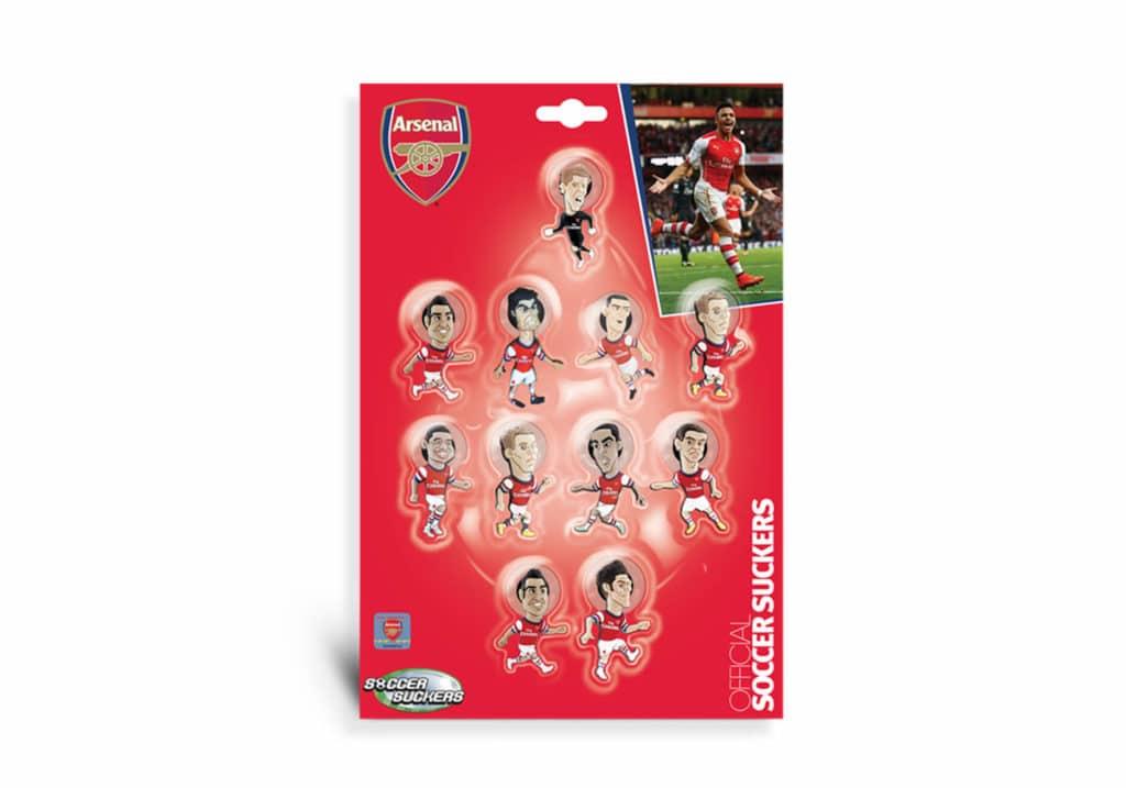 Soccer Suckers Arsenal