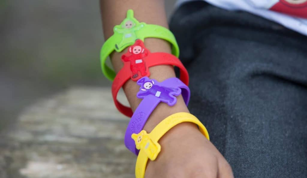 Teletubbies bracelets