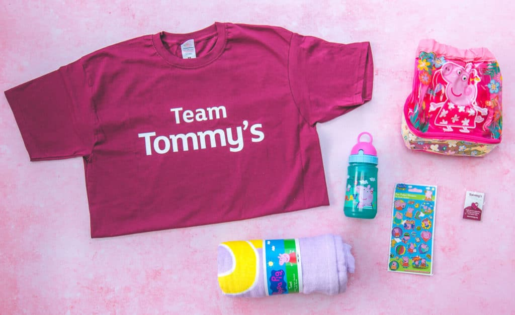 Tommy merchandise