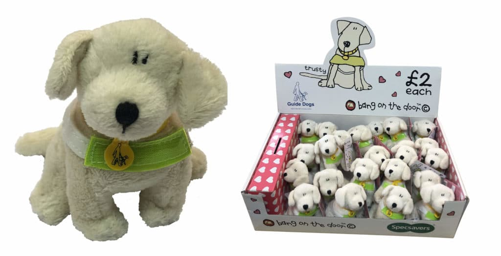 Guide Dogs merchandise