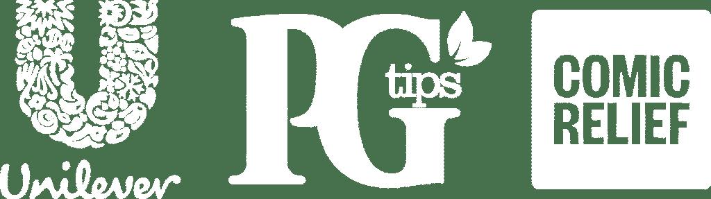 Unilever PG Tips Logos